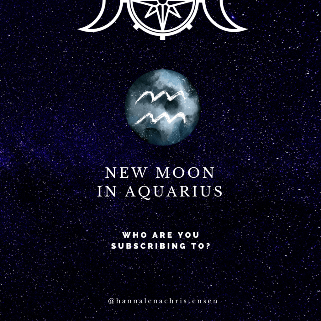 New Moon In Aquarius- Six Planets will be Activated for the Collective